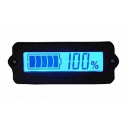 12V LY6W Lead Acid Battery Capacity Indicator
