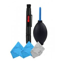 Cleaning Kit  Air Blower & Brush