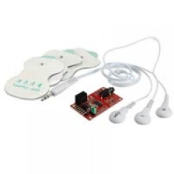 HEART RATE MONITOR ECG AD8232 MODULE SET
