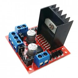L298N Stepper Motor Driver (Red)