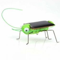 Mini Solar Powered Grasshopper