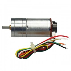 12V Encoder Motor 300 RPM