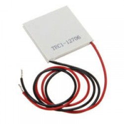 THERMOELECTRIC PELTIER TEC1-12706 12V 60W COOLER