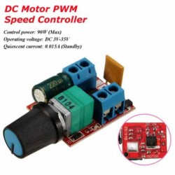 ZS-X4B 90W DC 3-35V Motor PWM Speed Controller