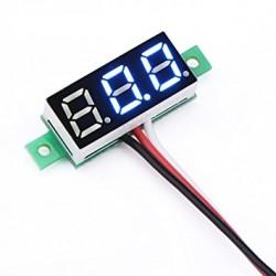0.28 inch LED digital DC voltmeter
