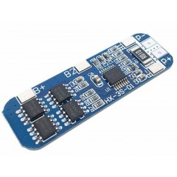 12V 10A 3S lithium battery protection board