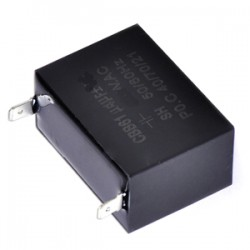 2.5uF 450VAC Capacitor