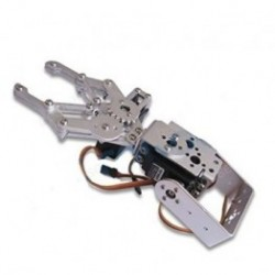 2 DOF Aluminium Arm Claw Mount kit