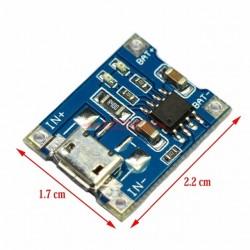 TP4056 1A Li-Ion Batt. Charging Module