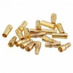"3.5MM ""BULLET"" CONNECTORS (1 PAIR)"