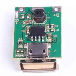 USB / Micro USB 5V Boost Step Up  Battery Charging Board