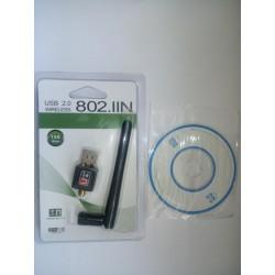 USB 2.0 WIRELESS 802.IIN