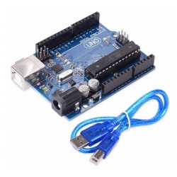 Arduino Uno R3 Original With Cable