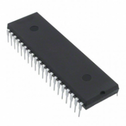 PIC18F4520 40-pin Flash 32kbyte 40MHz Microcontroller