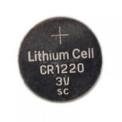BATTERY 3V CR1220 LITHIUM