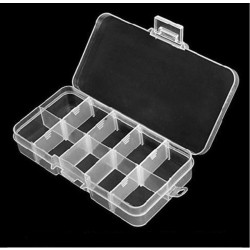 10 Slots Parts Storage Box High Quality