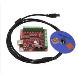 USB CNC Mach3 Controller Card 4 Axis