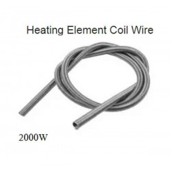 2000W Heating Element Coil Wire