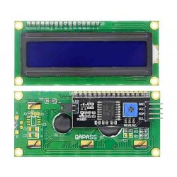 LCD 16X2 With 12C Module