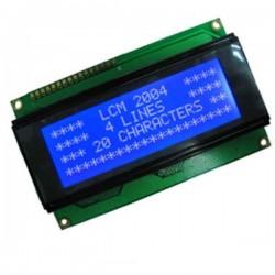 LCD2004 (5V Blue Backlight)