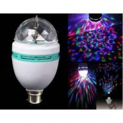 LED Color Rotating Lamp