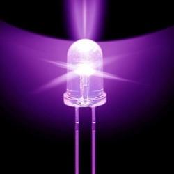 LED Violet - 5mm