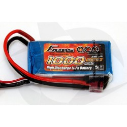 Lipo Battery 2C 7.4V 1000mAh