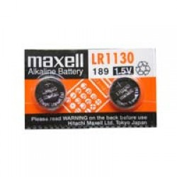1.5V Maxell LR1130   1Pcs