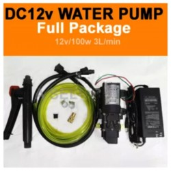 DC12V Water Pump Full Package