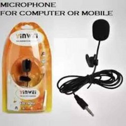 Mini Microphone With Cable