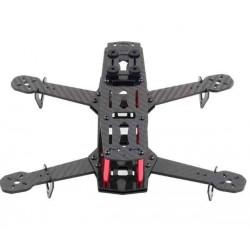 Mini 250 Carbon Fiber FPV Quadcopter Frame