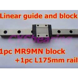 Linear Guide Rail Mini 175mm