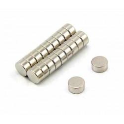Neodymium Magnet Micro D3x2mm Size