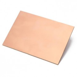 PCB Single Lear A4 Size  Copper Clad Board