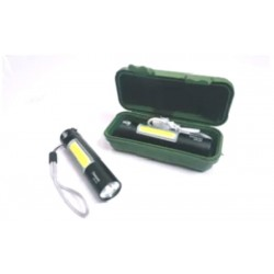High Power LED Torch Light Rechargeable