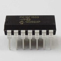 PIC16F1503 8 Bit Microcontroller
