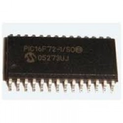 PIC 16F72    SMD