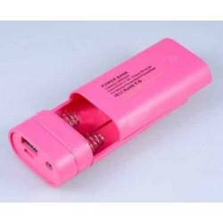Power Bank Box 18650 x 2 Battery