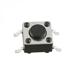 SMD Push Button Switch 4 Pin