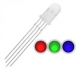 RGB LED 5mm  4 Pin
