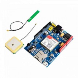 SIM808 GPRS GSM+GPS 2 in 1 Shield