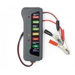 Mini 12V Battery Tester Digital