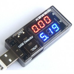 USB Detector Current Voltage Tester