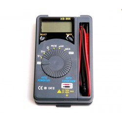 Auto Range Digital Multimeter XB 866