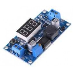 XL6009 Boost Module With LED Voltmeter