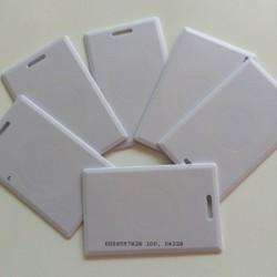 125Khz RFID Card EM4100