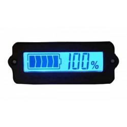 12V LY6W Lead Acid Battery Capacity Indicator