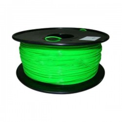 1.75mm 1KG Green Color 3D Printer Filament