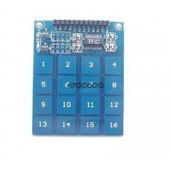 4*4 Capacitive Touch Sensor Module