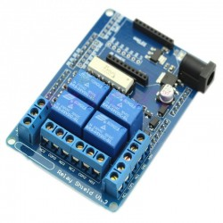 4 channel 5V Relay Shield V1.3